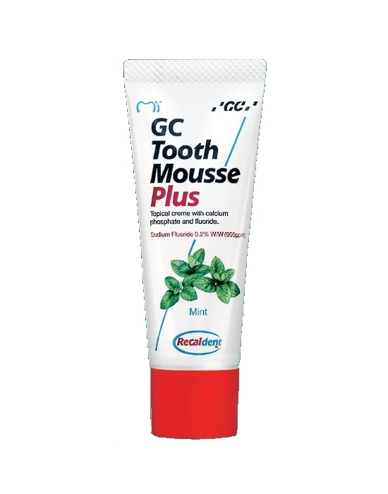 Mint GC Tooth Mousse Plus 35ml tube