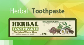 Herbal Toothpaste 50g